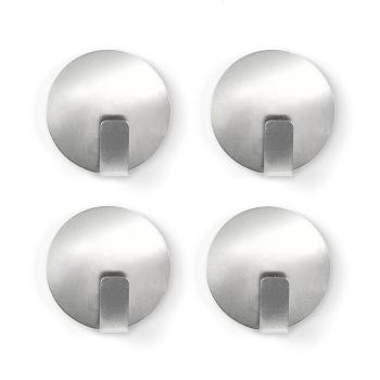 Stål magnetkroker med sklisikker bakside - Trendform magneter