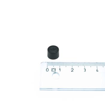 Svart magnet Legamaster 1810-01 ø10 mm. - kontor magnet