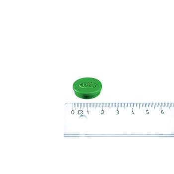 Grønn magnet ø20 mm. fra Legamaster.