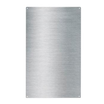 Magnetisk metallbrett 50x30 cm. fra Trendform. Settet inkluderer 10 magneter