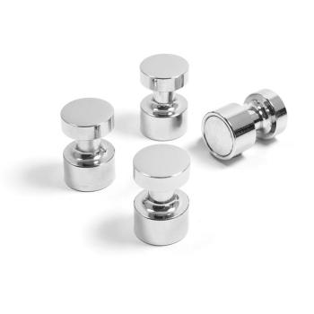 Hold-it magneter fra Trendform 4-pak metal MM2027