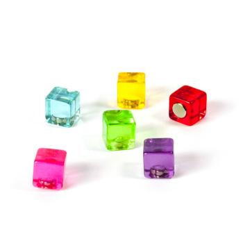 Color Cube fargede magneter fra Trendform