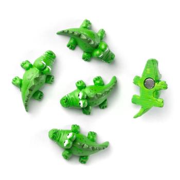 Krokodille magneter 5-pakk fra Trendform