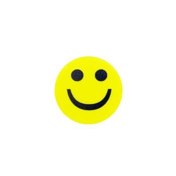 Glad smilefjes magnet merke Happy Smiley