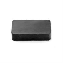 Ferrit magnet blokk 40x20x10 mm.