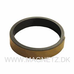 Selvklebende magnetbånd 25 mm. x 1 meter