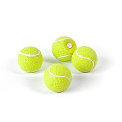 Tennis baller magneter 4-pakk fra Trendform