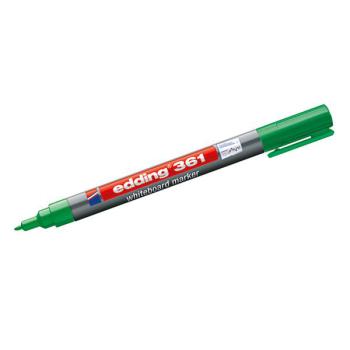 Grønn board marker Edding 361