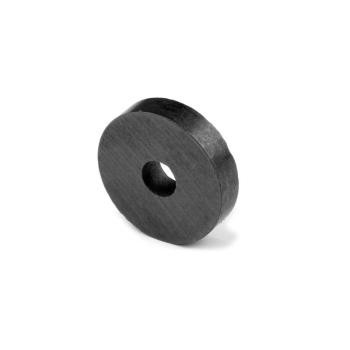Ferritt magnet ring 22x6x5 mm.