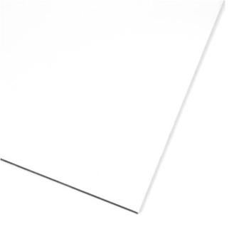 Hvit magnetark A4