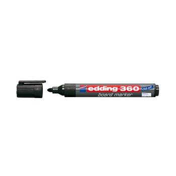 Edding 360 svart board marker