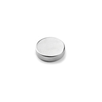 Supermagnet neodymium 10x3 mm.