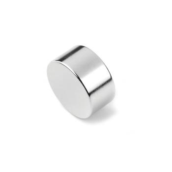 Supermagnet av neodymium 20x10 mm.
