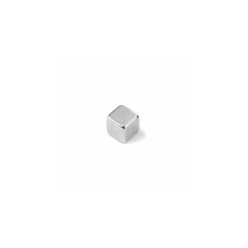Supermagnet kube av neodymium 5x5x5 mm.