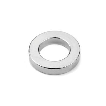 Ringmagnet av neodymium 27x16x5 mm.