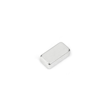 Supermagnet blokk 10x5x3 mm.
