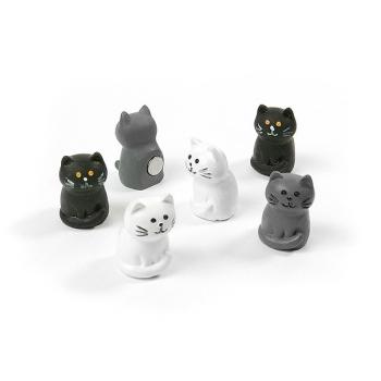 6-pakk katte magneter fra Trendform