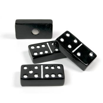 Domino magneter fra Trendform Magneter 4-pakk