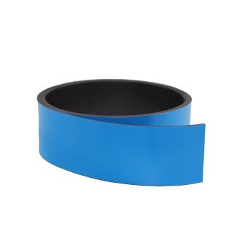 Blått magnetbånd 30 mm. x 1 meter