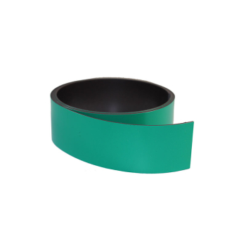 Grønn magnetfolie 30 mm. x 1 meter