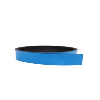 Blått magnetbånd 10 mm. x 1 meter