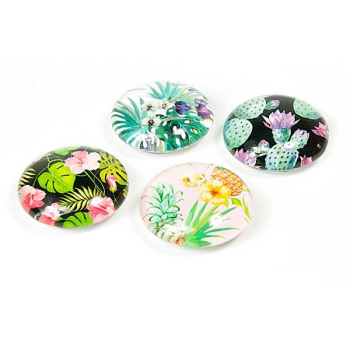 Jungle Flower EYE magneter fra Trendform