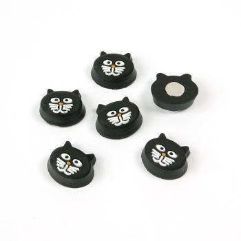 Kitty Cat magneter 6-pakk fra Trendform Magnets