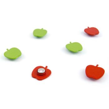 Eple magneter fra Trendform 6-pakk
