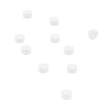 Hvite supermagneter fra Trendform