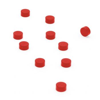 Røde supermagneter fra Trendform