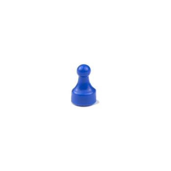 Blå magnet ludo