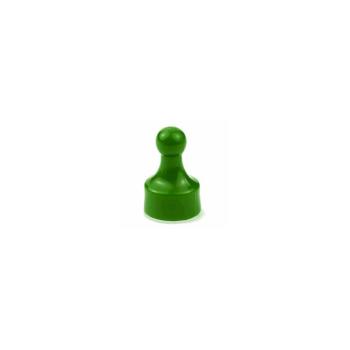 Grønn magnet ludo