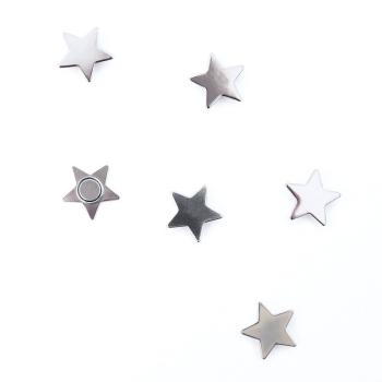 Stjerne magneter fra Trendform 6-pakk