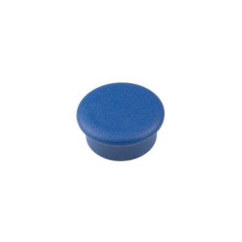Mini kontormagnet blå Boston Xtra