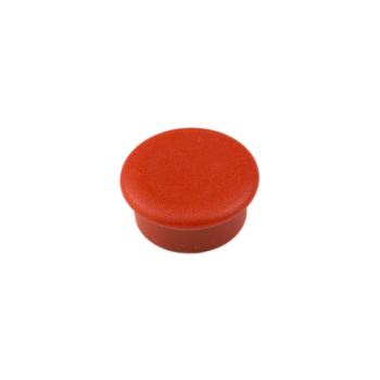 Boston Xtra mini rød kontormagnet