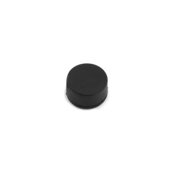 Gummi magnet 17x9 mm