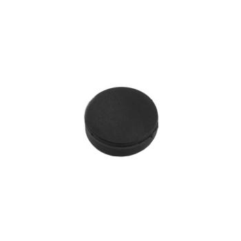 Gummi magnet 22x6 mm