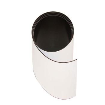 Hvit magnetbånd 150 mm