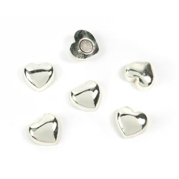Hjerte magneter Sweetheart fra Trendform 6-pakk