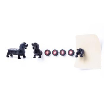 Qualy QL10174 magnetisk hund i 6 deler